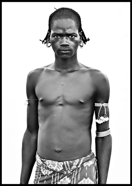 Berjome, Tsiame Man, March 2011