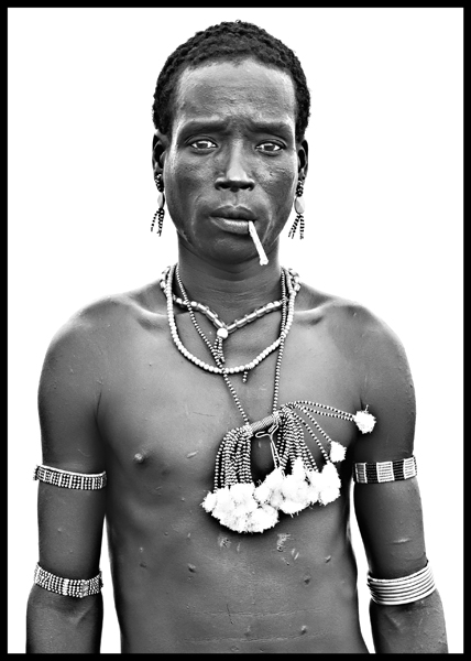 Gidangi,Tsiame Man, March 2011