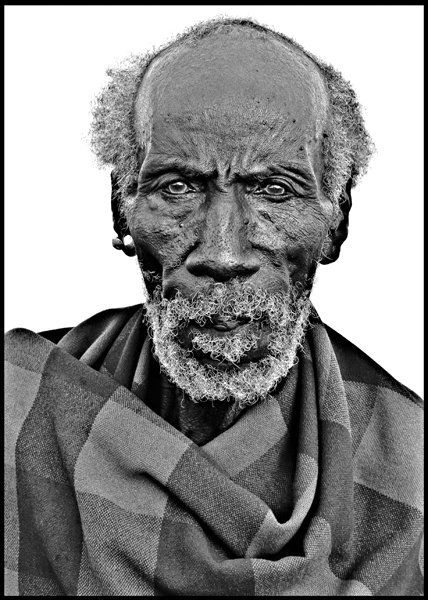Walitulu, Hamar Man, March 2011