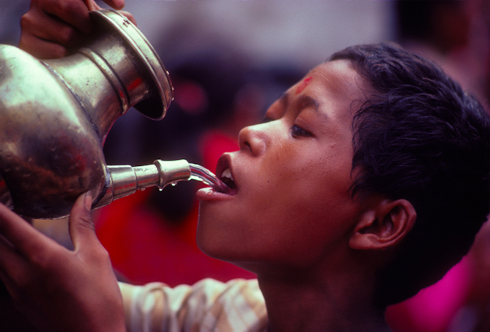 <em>William Wisser: Drinking Water</em>, Nepal
