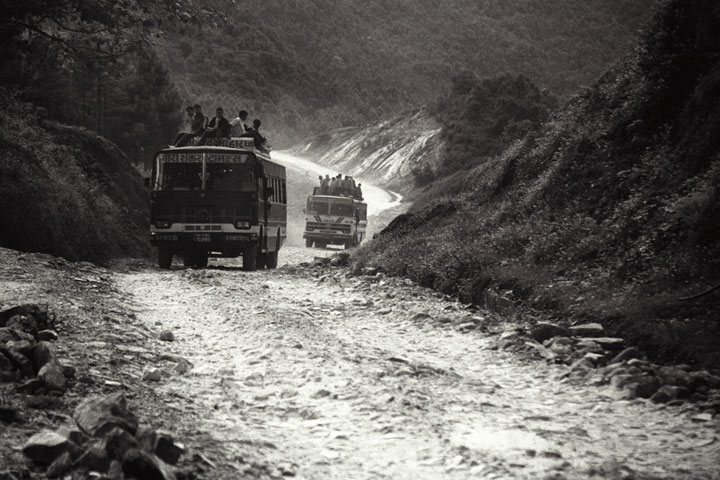 <em>Christy Coulombe: Chaloux Road Tojiri</em>, Nepal