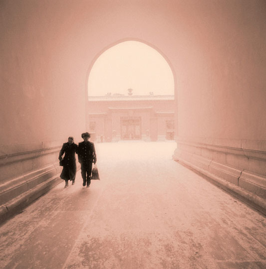 <em>A.A. Overbeeke-Aernout: Couple Forbidden City</em>, Beijing