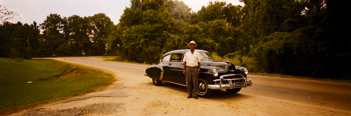 <em>A.A. Overbeeke: 80 Years Old Still Driving </em>, Mississippi