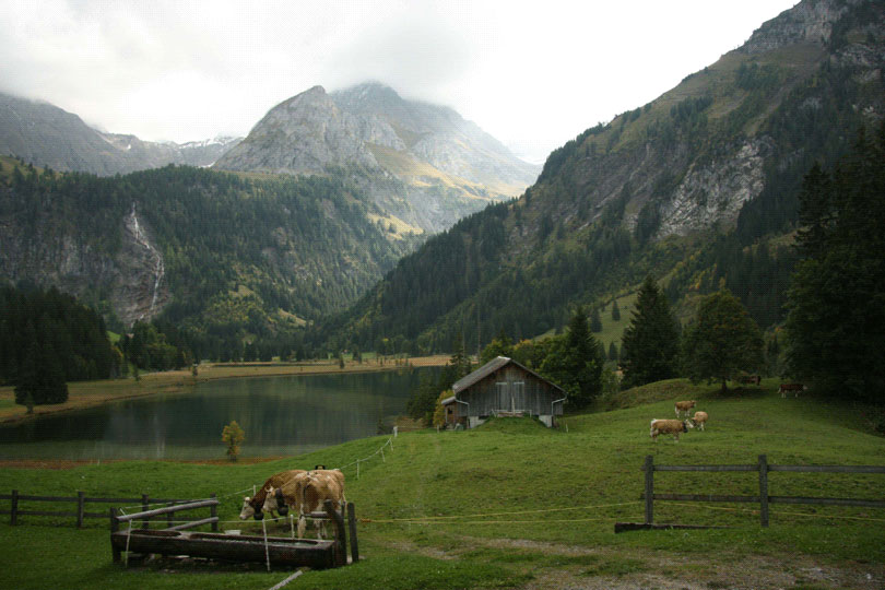 <em>Carol Budd: Lounansee</em>, Switzerland