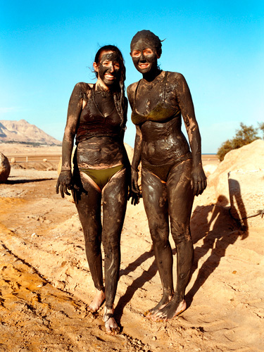 <em>Dan Hallman: Dead Sea Girls in Mud</em>