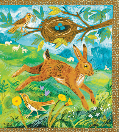Illustration: Mark Hearld/Candlewick Press