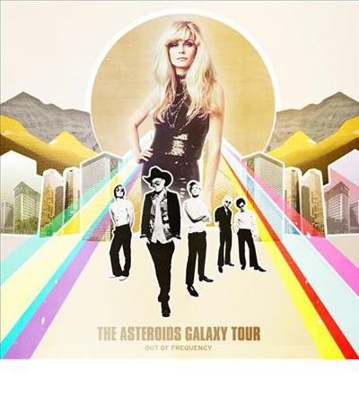 1 agt THE ASTEROIDS GALAXY TOUR