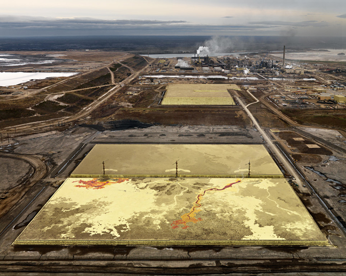 <strong>Alberta Oil Sands #6