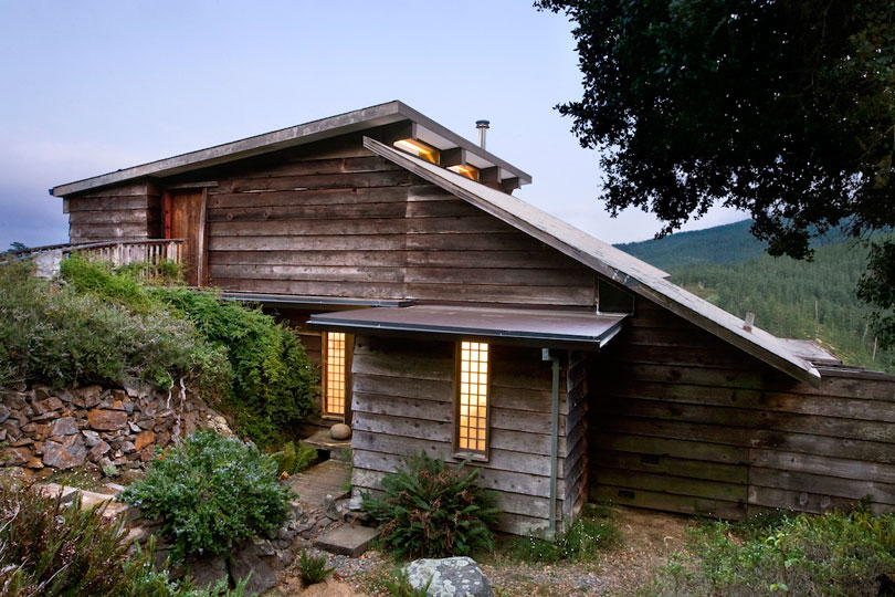 J.B. Blunk House, Inverness, CA / Copyright 2012 Kodiak Greenwood.