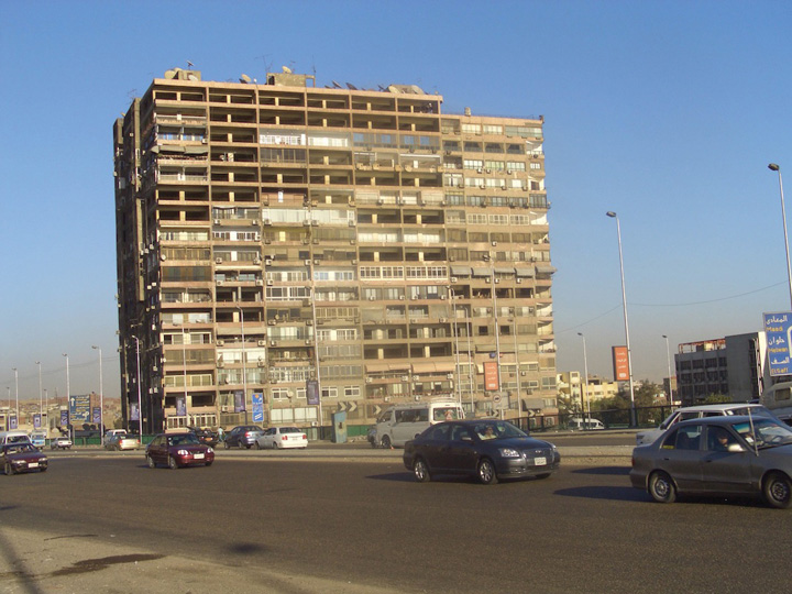 Cairo, Egypt.  Photograph by David Adjaye