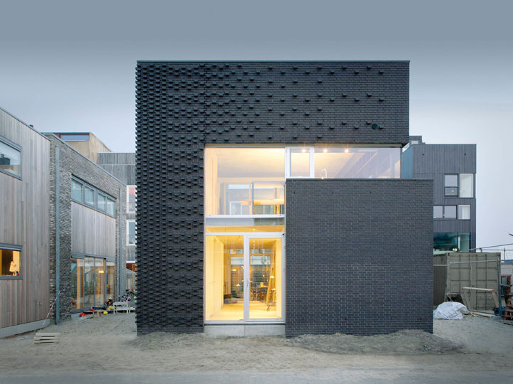 <em>Ijburg House, Amsterdam, The Netherlands.</em> By Marc Koehler