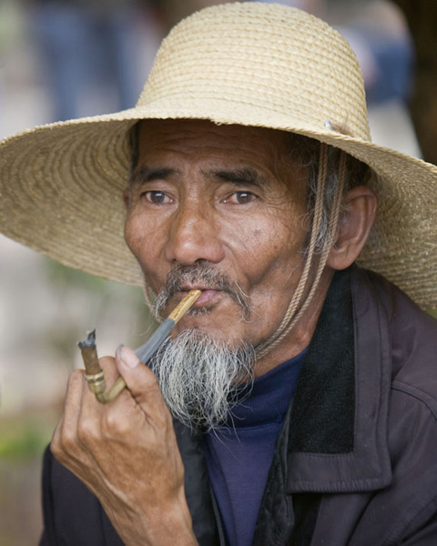 <em>Man from Lijang </em>, Lia Fischer, Lia Fischer Photography