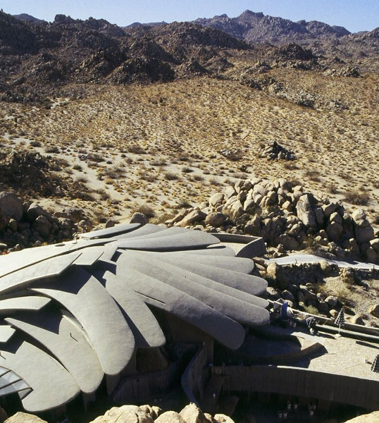 High Desert House, Joshua Tree, California, 2003.