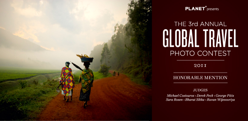 HM Ad3 Global Travel Photo Contest 2011 Honorable Mention