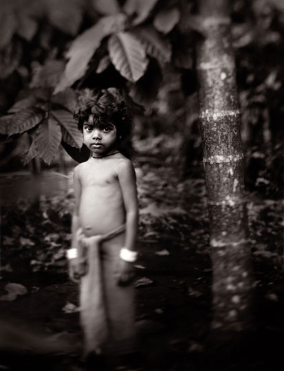 Heward Jue: Little Jungle Girl
