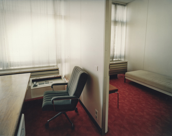 Erich Honnecker's Office, 1996.