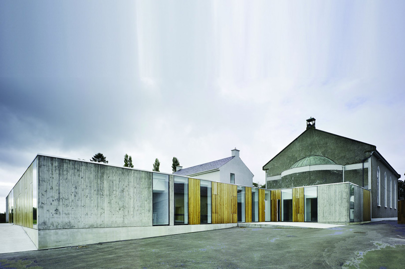 Knocktopher Friary, Knocktopher, Ireland, 2006.  By ODOS Architects.