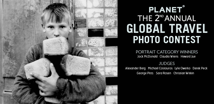 PORTRAITGLOBALCOVER Global Travel Photo Contest 2009 Portrait Winners