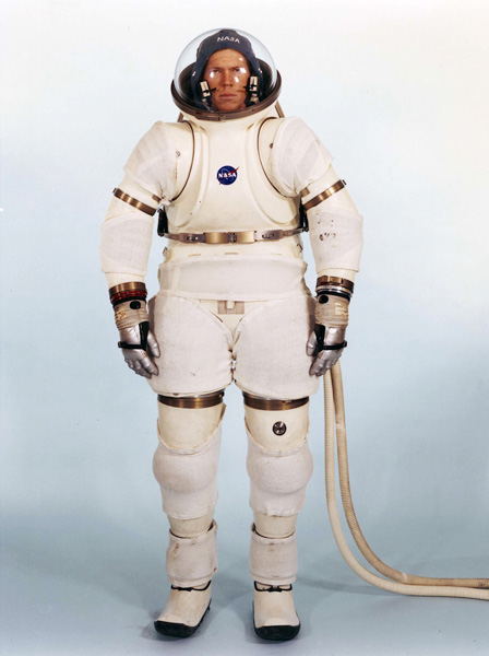 The RX2A Suit, by Litton, 1965.