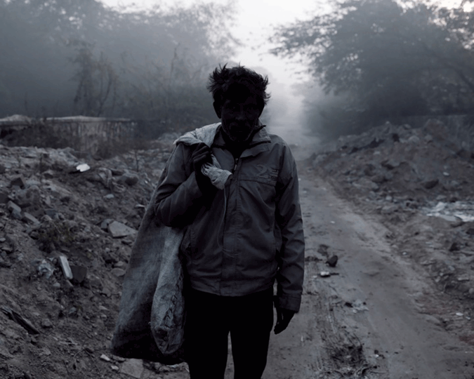 Ragpicker Bharat Sikka Slideshow