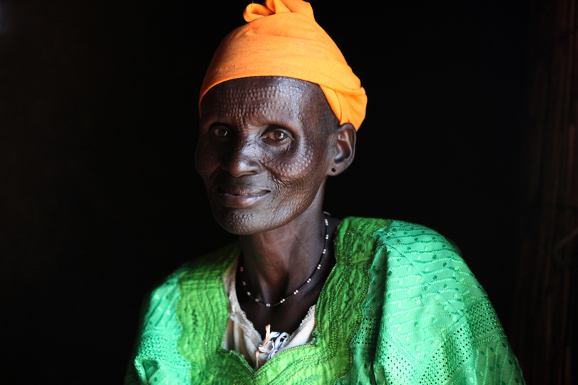 <em>Nyamuchi Jol Luok, 46, South Sudan</em>, Jenn Warren