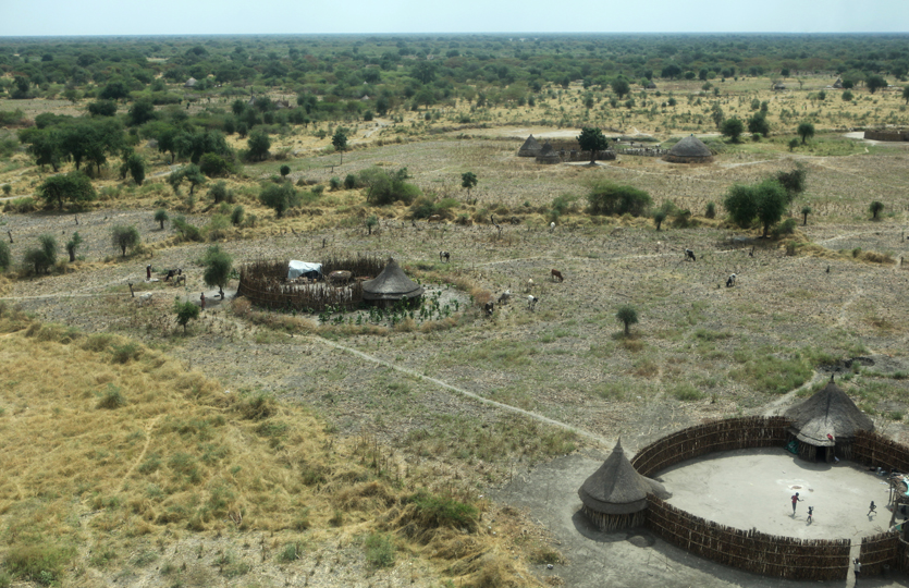 <em>Pieri village, South Sudan</em>, Jenn Warren