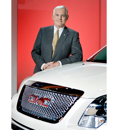 Bob Lutz by John F. Martin/ Courtesy: Penguin Group USA and © GM Company/GM Media Archives