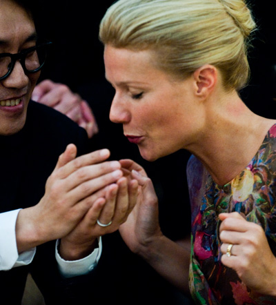 Gwyneth Paltrow in Contagion/Warner Brothers