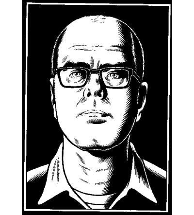 Illustration and Images courtesy of Charles Burns