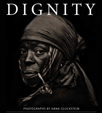 Dignity, cover. Photography by Dana Gluckstein.