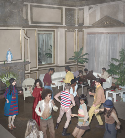 Club Versailles, 1974, 2012. Courtesy the artist and David Zwirner, New York