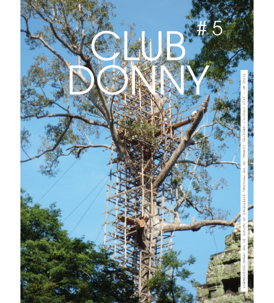 Cover of Donny 5 - Angkor, Ta Phrom temple by Susan Rüsseler