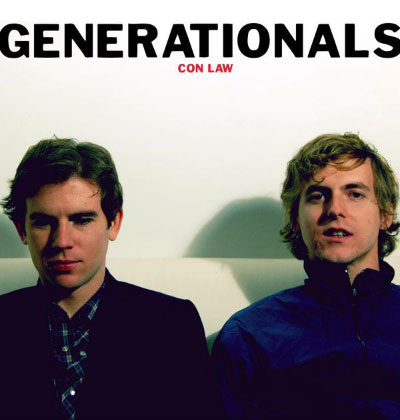 generationals cover Generationals