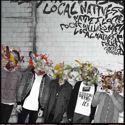 gorilla Local Natives: Gorilla Manor