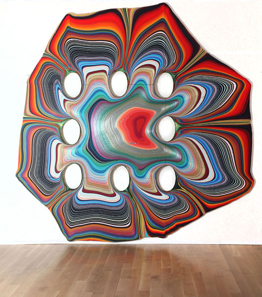 Holton Rower at <em>The Hole</em> 312 Bowery New York, NY.