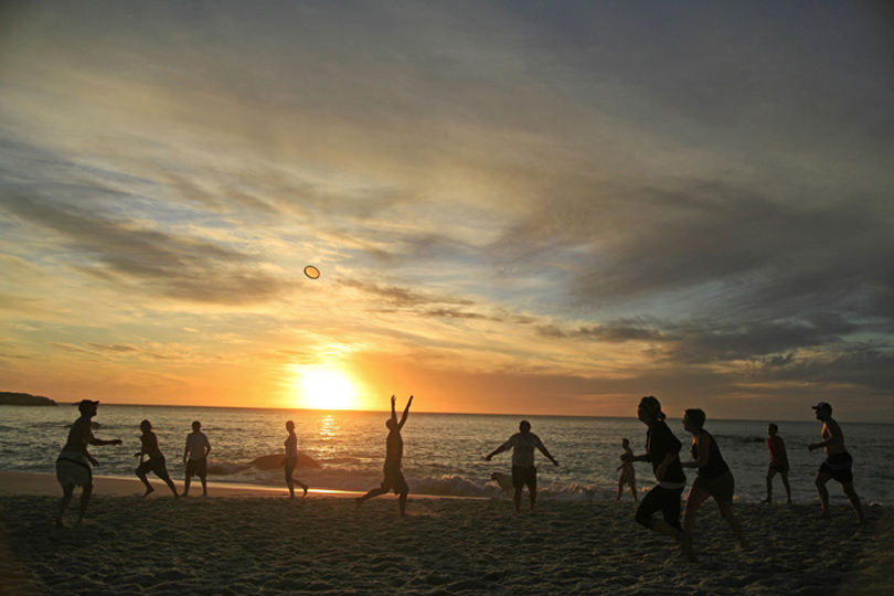 <em>Frisbee Fun - Clifton, Cape Town</em>, Jeremy Jowell