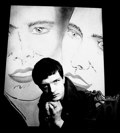 Photography by Kevin Cummins, courtesy of Kevin Cummings,  Joy Division, Rizzoli, 2010. (Click images to enlarge)