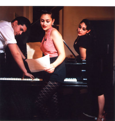 kitty page1 Kitty, Daisy & Lewis