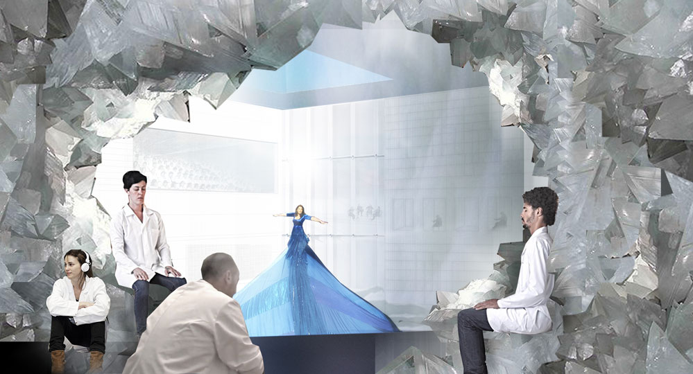 <em>Abramovic Method: Crystal Room</em> OMA