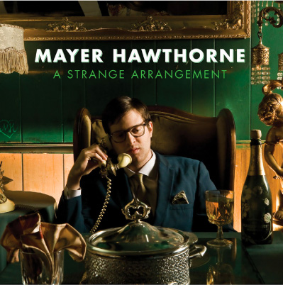 mayer cover1 Mayer Hawthorne