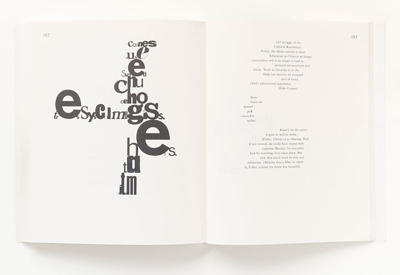 M: <em>Writings '67-'72</em>, 1973