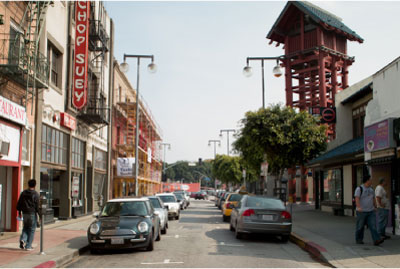 Narrow Streets Rendering, Little Tokyo. All images courtesy of Narrow Streets. (Click to Enlarge)