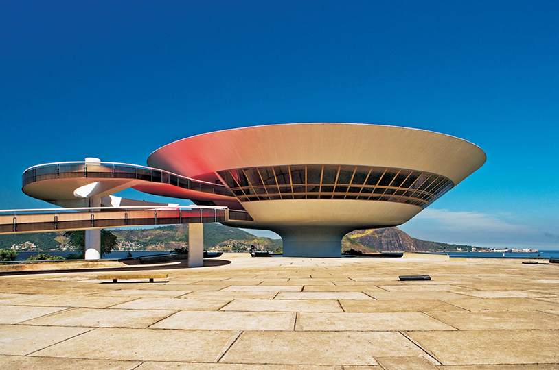 Museum of Contemporary Art, Niteroi, 1991.