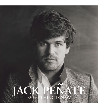 penate cover Jack Peñate