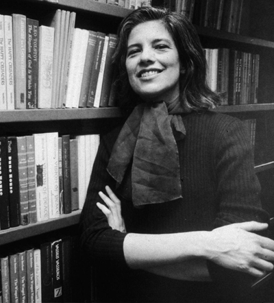 Susan Sontag. Photo: New York Times Co./Archive Photos/Getty/Courtesy of HBO