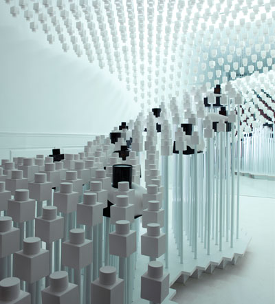 <em>Odin x Snarkitecture</em> 330 East 11th Street New York, NY