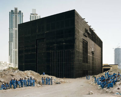 Cooling Plant, Dubai, 2009. All images courtesy of Storefront for Art and Architecture. (Click images to enlarge)