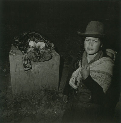 Woman with her Husband's Corpse (1981