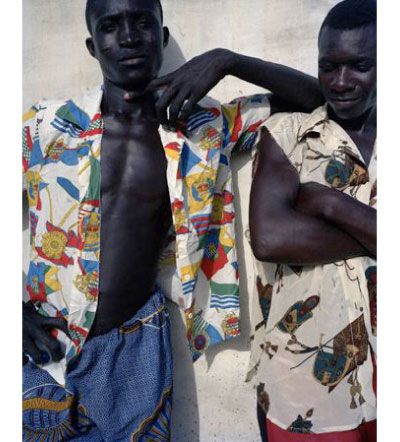 Gold Coast All photography by Viviane Sassen courtesy of Danziger Projects.