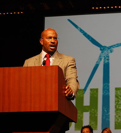 Van Jones at Power Shift 2011 in Washington D.C./Kasey Baker